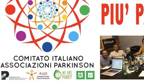 Il Comitato Italiano ASSOCIAZIONI PARKINSON entra inazione