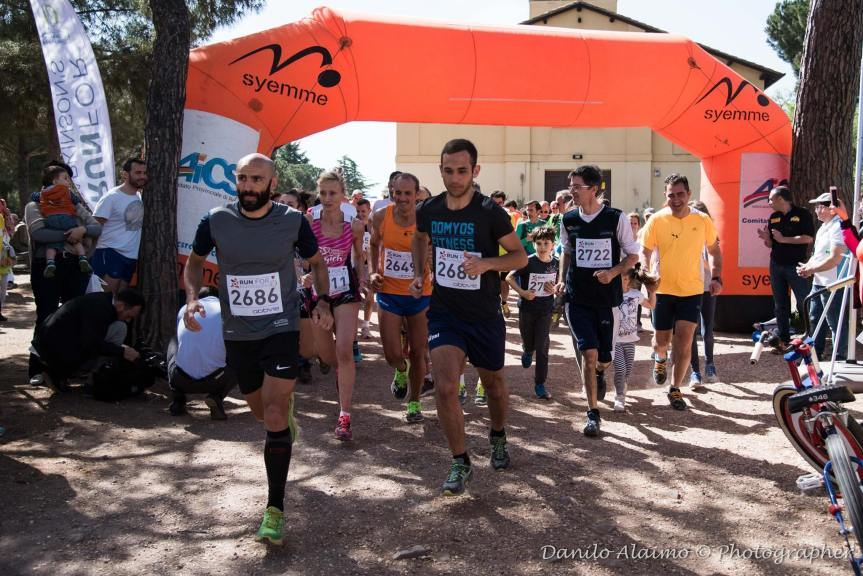 RUN for Parkinson's  Roma : un successo !