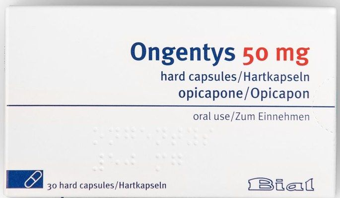 Il nuovo farmaco per Parkinson   Ongentys® (opicapone) è disponibile in farmacia
